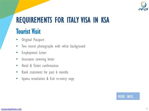 Employment Letter For Italy Visa Application Visa Requirements Saudi Arabia To Italy Tourist Visit