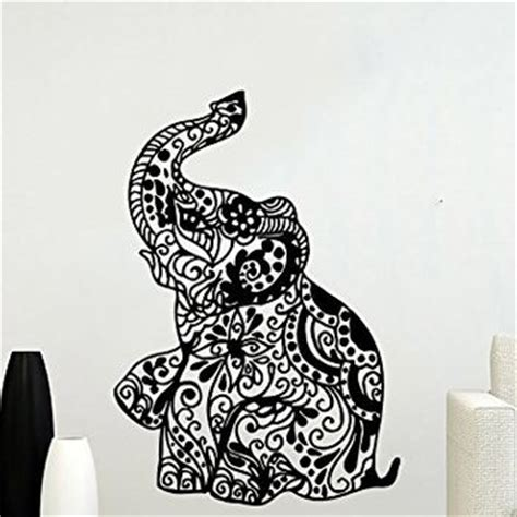wall decal elephant vinyl sticker decals from amazon wall