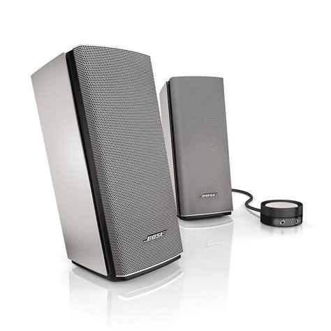Bose Companion 20 Multimedia bose companion 20 multimedia speaker system silver at