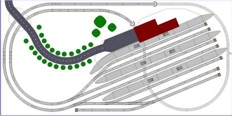oo layout design software model train layouts track plans with hornby tracks