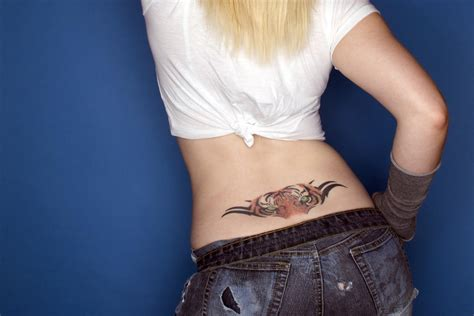 female lower back tattoos lower back tattoos for