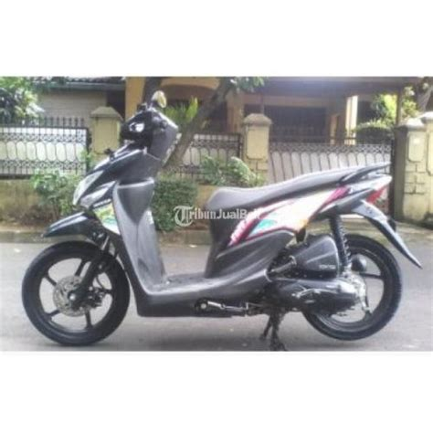 Honda Beat Pop Murah motor matic honda beat pop cw fi esp tahun 2016 second
