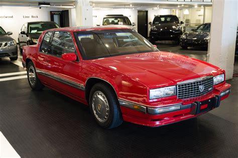 cadillac eldorado touring coupe stock