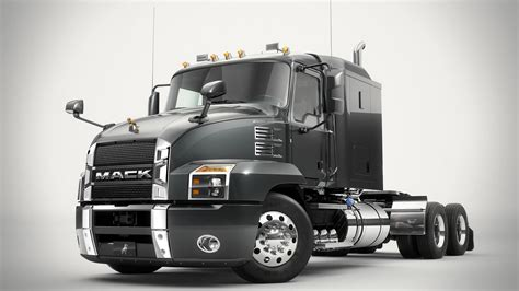 mack and volvo trucks mack anthem commercial vehicles trucksplanet