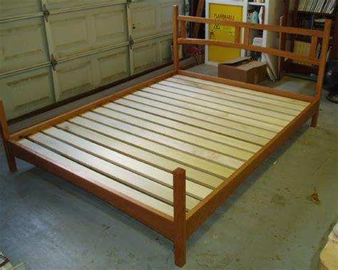 how to make bed slats stronger clark kellogg furnituremaker latest
