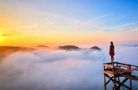 perfect scenery  sunrise review  bukit panguk