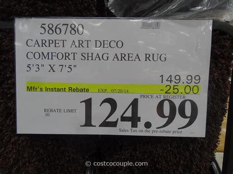 carpet deco triana microfiber area rug carpet deco comfort shag rug 5 x 8