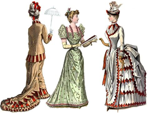 fashion design history women s fashions of the victorian era from hoop skirts to