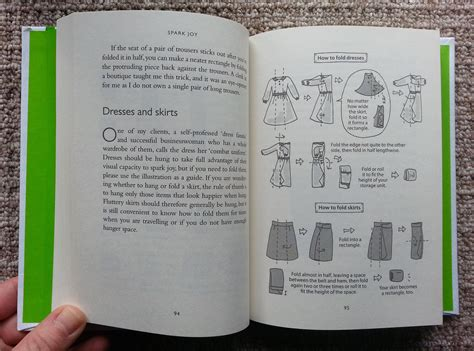 spark joy an illustrated guide to the japanese art of tidying book review everywhere