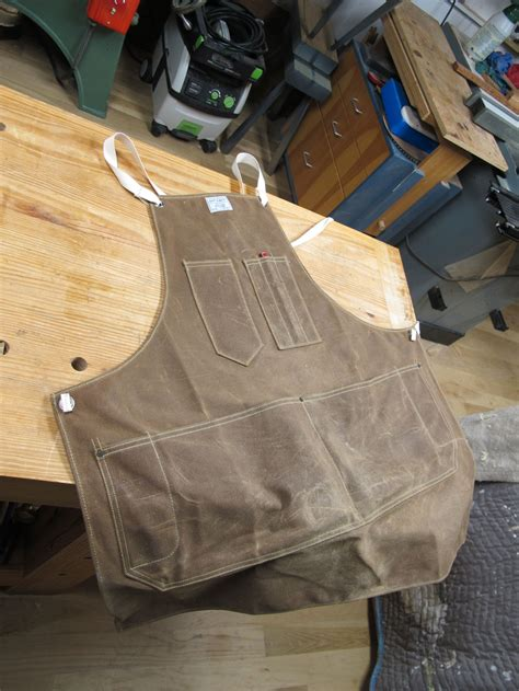 leather woodworking apron leather woodworking apron