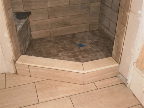 Tile Shower Curb basement tiled camouflage floor i new bathroom tile remodeling