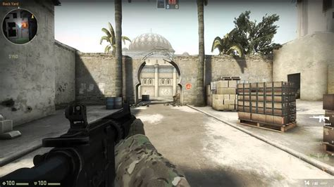 counter strike global offensive gameplay csgo weapons
