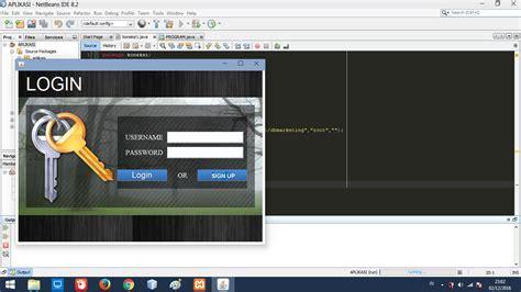 membuat form login keren saifmuj membuat form login keren di netbeans fresskore