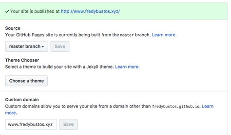 github namecheap tutorial apuntar dominio a github pages fredy bustos medium