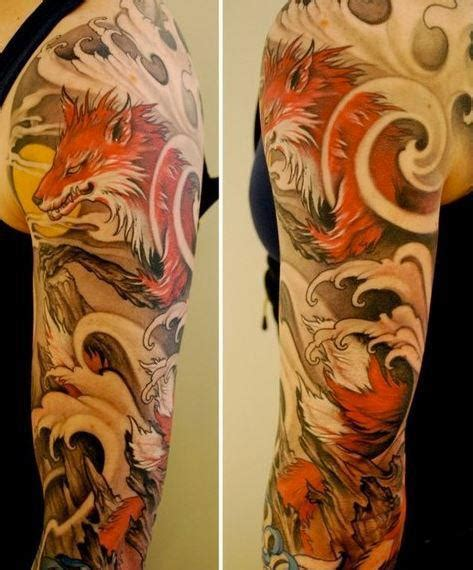 Tattoo Japanese Fox | kitsune tattoo on tumblr