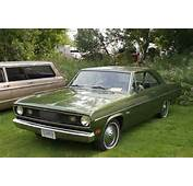 1971 Plymouth Valiant Scamp 108 X 70