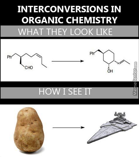 Chemistry Jokes Meme