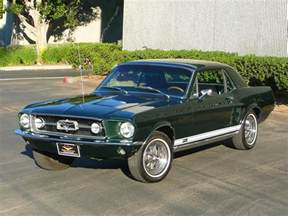 1967 ford mustang gt coupe 80976