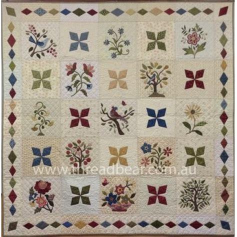 Antique Applique Quilt Patterns by Antique Applique Sler