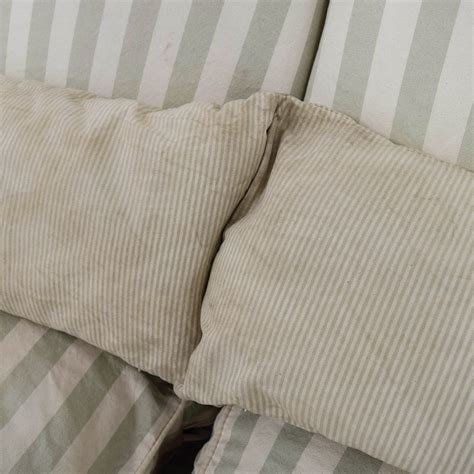 green and white striped couch 90 off green and white striped english roll arm sofa