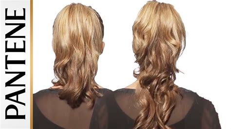 hairstyles for long hair how to make how to make a ponytail look longer easy hairstyles for