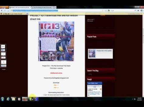 project igi tricks hack the tritrix how to download project igi 3 the plan youtube