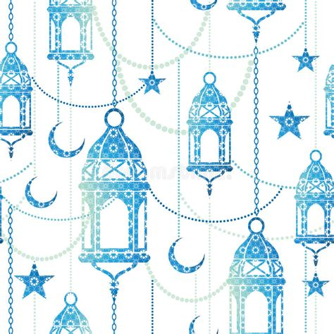 ramadan pattern vector free ramadan background vector seamless pattern stock vector