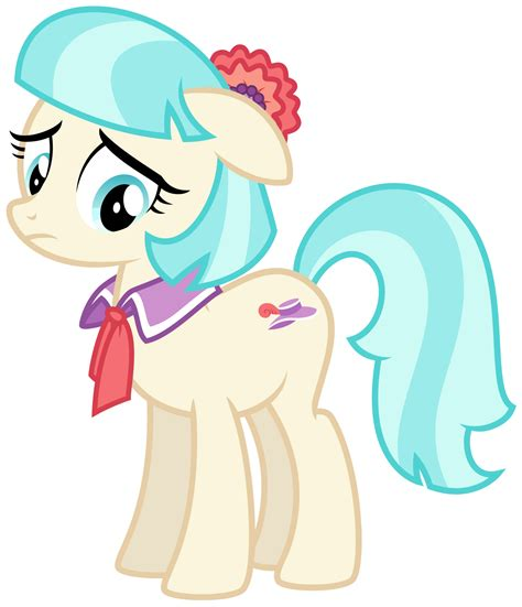 Coco Pommel | coco pommel is sad by thatguy1945 on deviantart