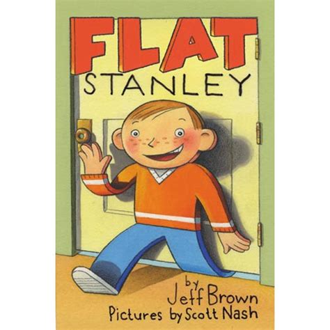 flat stanley picture book flat stanley his original adventure walmart