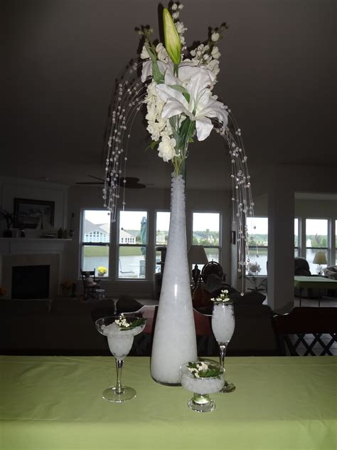Vase Wedding Centerpieces by Wedding Centerpieces Ideas By Of Water Bead Design