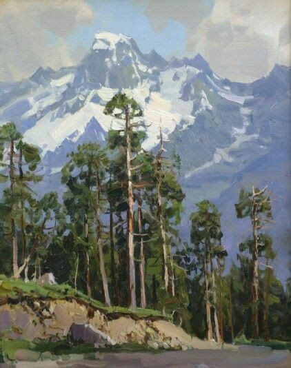bob ross painting pine trees 30 best artist aleksandr babich images on