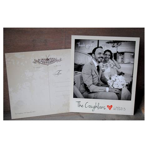 Gift Card Instant - personalised wedding thank you cards uk infoinvitation co