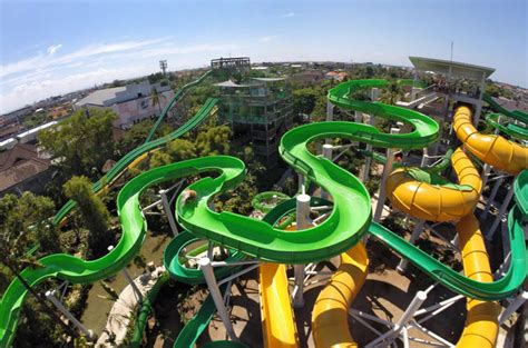 theme park bali waterbom park lonely planet