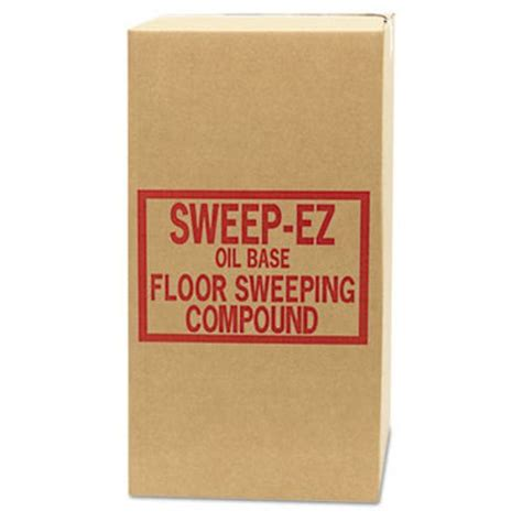 sorb all based sweeping compound grit free 50 lbs