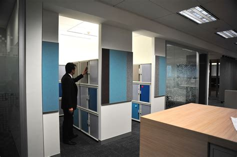 Office Canteen Design personal storage lockers in the workplace abw dr