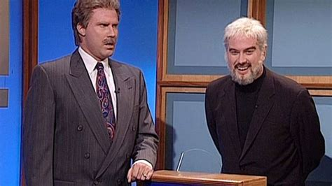 snl celebrity jeopardy below me sean connery gets the last laugh in saturday night live