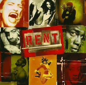 On Rent Rent 1996 Original Broadway Cast Cast Recording