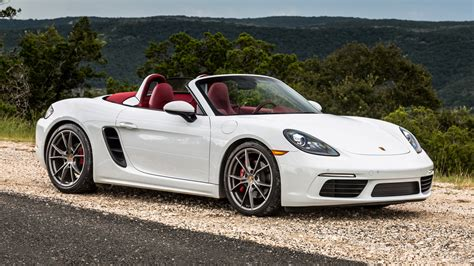 one review 2017 review 2017 porsche 718 boxster s motor1
