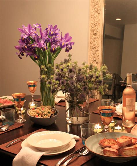 summer dinner party seyie design