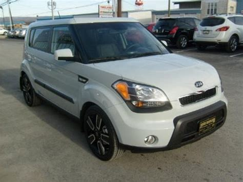 Kia Soul Ghost 2010 Kia Soul Ghost Special Edition Data Info And Specs