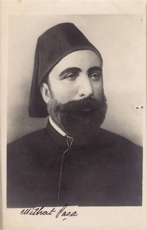 ottoman reform ahmed şefik midhat pasha one of the leading statesmen
