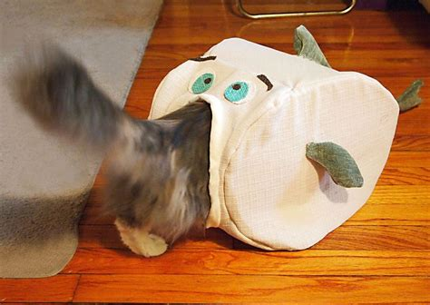 how to sew a fish cat house cat houses how to sew and sew