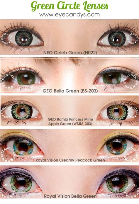 free colored contacts sle different color eye contacts optometry amazing