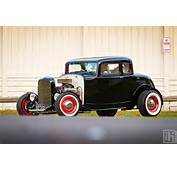 Feature Car Barry's 1932 Ford Coupe  Hosking Industries Ben