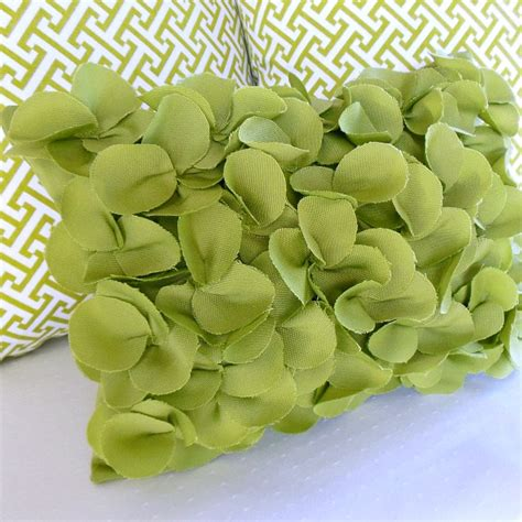 Petal Pillow by Petals Pillow Newton Custom Interiors
