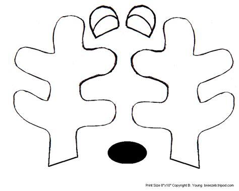 printable reindeer paper puppet search results for kids reindeer calendar 2015