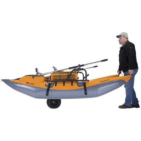 pontoon boat battery keeps dying colorado xt inflatable pontoon boat folds up into portable