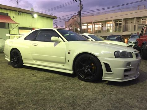 nissan skyline 2001 2001 nissan skyline r34 gtr v spec ii 600ps 6 speed manual