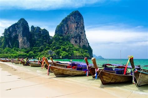 breathtaking places  visit  krabi