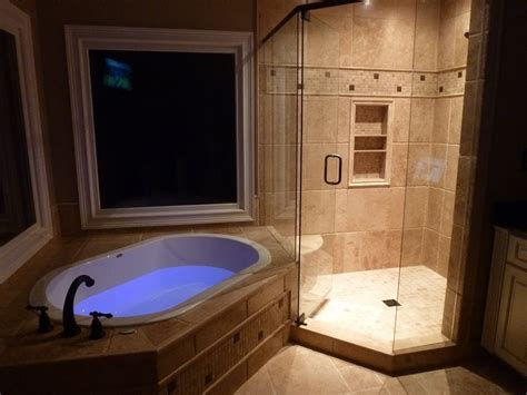 How To Build A Bathroom Shower How To Build Remodel Bathroom From Scratch Befor And After Complex Bath Remodeling In